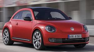 volkswagen new beetle red redesigned 2012 volkswagen beetle is revealed in new york autoweek