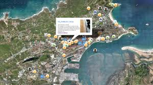 Santander Spain Map by High Tech Sensors Help Old Port City Leap Into Smart Future