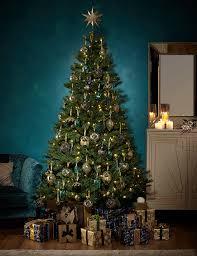 7ft standard pre lit christmas tree m u0026s