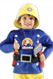 fireman sam costume fireman sam