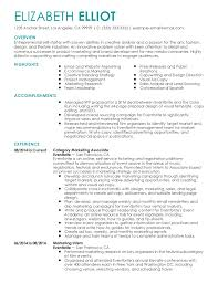 Copywriter Resume Template Assistant Resume Marketing Templates Word Coordina Saneme