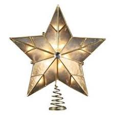 lighted capiz star tree topper ge 10 in clear capiz bethlehem star tree topper 71401hd at the home