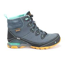 women s hiking shoes ahnu women s sugarpine waterproof boot moosejaw