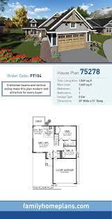 64 best bungalow house plans images on pinterest bungalow house