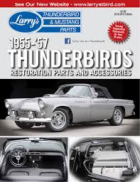 1955 u002757 larry u0027s thunderbird u0026 mustang parts