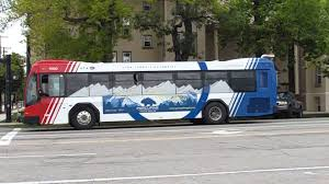 Utah travel buses images Uta bus gillig brt bus 11020 running route 2 in salt lake city jpg