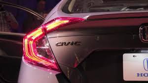 New Honda Civic 2015 India Honda Civic 2016 1st Look Video Dailymotion