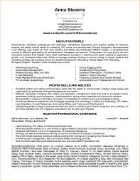 Resume Sample With Linkedin Url by Achievements On Resume Virtren Com