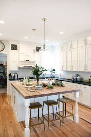 Pacific Kitchen Staten Island Soapstone Countertops White Kitchen Island With Butcher Block Top