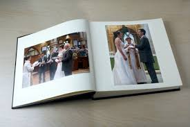 large photo album albums and prints torie clarke cheltenham wedding photography