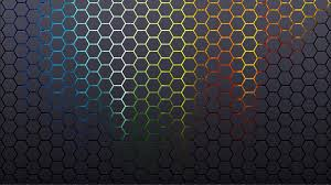pattern wallpaper abstract patterns hexagons textures backgrounds honeycomb