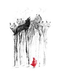 red riding hood shirt designs artists worldwide