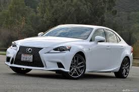 lexus sedan reviews 2017 2015 lexus is 350 f sport review autoweb