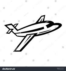 airplane flying vector icon stock vector 354633689 shutterstock