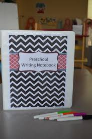 preschool lined writing paper fun ways to encourage children to write preschool inspirations writing notebook