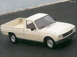 peugeot 504 504 pickup 1972 u201393 photos
