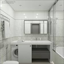 laundry in bathroom ideas panier à linge dans meuble de salle de bain pinteres