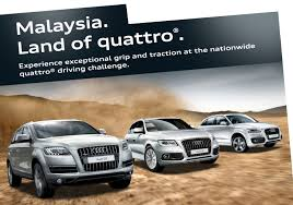 audi quattro driving experience take audi s land of quattro challenge experience the of