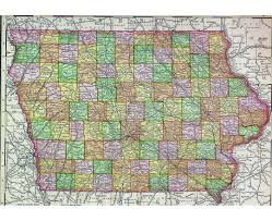 State Maps With Cities by Maps Of Iowa State Collection Of Detailed Maps Of Iowa State