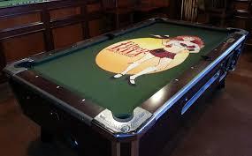 Red Felt Pool Table Titled Kilt Custom Artscape Pool Table Felt Custom Pool Table