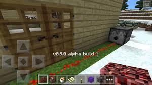 minecraft apk mod minecraft pe v0 9 0 apk mod