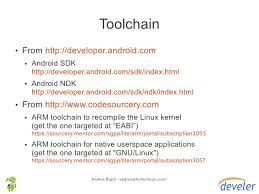 developer android sdk index html workshop su android kernel hacking