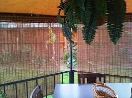 best outdoor bamboo shades ideas u2014 jen u0026 joes design