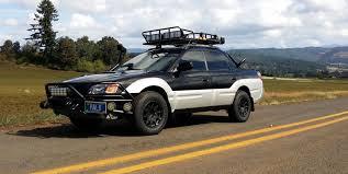subaru pickup concept baja