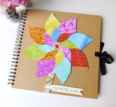 Large Scrapbook Album The 25 Best Personalised Scrapbook Ideas On Pinterest