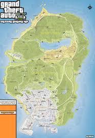 Gta World Map Grand Theft Auto V Faq Walkthrough For Playstation 3 By Sokkus