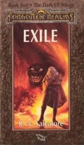 exle biography wikipedia exile forgotten realms novel wikipedia