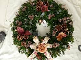 wreath fresh wreaths