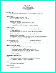 curriculum vitae pizza chef the 25 best chef resume ideas on pinterest cv design