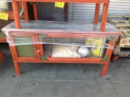 Rabbit Hutch Set Up Rabbit Hutches Pets Rehome Buy And Sell In Derbyshire Preloved