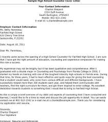counselor resume cover letter for summer camp summer camp
