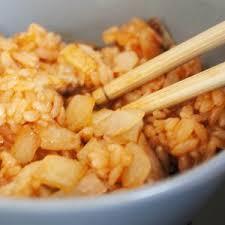 cuisine japonaise facile recette japonaise facile l ome rice rice me up