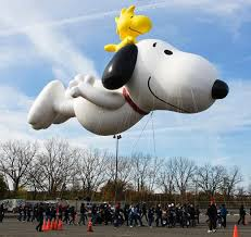 macy s unveils new snoopy balloon for the 87th annual thanksgiving
