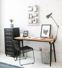 Small Home Desk Top 10 Contemporary Home Desks For Small Spaces Colourful