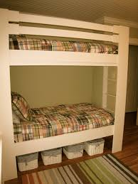 built in bunk beds ideal built in bunk beds southbaynorton interior home