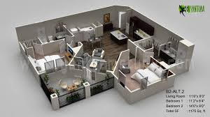 home office floor plans home office 3d floor plan visualization modern new 2017 design