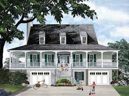 low country style house plans eplans low country house plan coastal plan with wrap