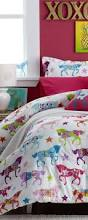 girls full bedding sets bedroom smooth girls horse bedding for unique animals themes