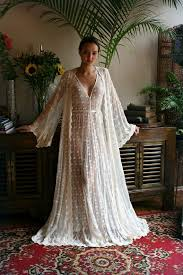 honeymoon nightgowns embroidered mesh lace nightgown bridal weddingart deco