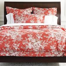 Red Duvet Set Shop Duvet Covers Duvet Cover Sets Ethan Allen