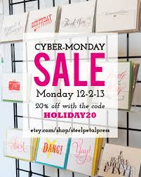 cyber monday stationery sale 20
