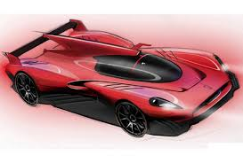 car ferrari pink 2014 ferrari lmp race car previewed in official sketches