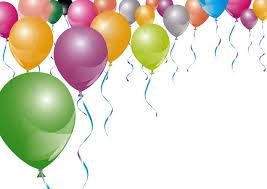 palloncini clipart carta da parati palloncini festa festa compleanno pixers
