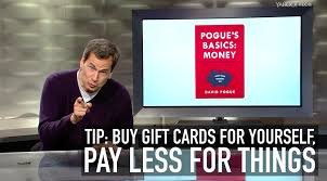 where to buy gift cards for less pogue s basics money buy gift cards for yourself pay less for