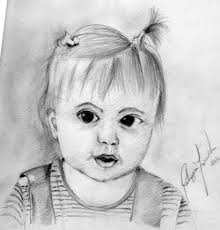 photos pencil sketch of a baby drawing art gallery