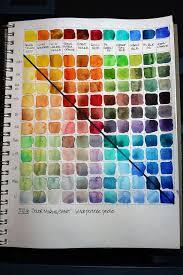 214 best colour mixing images on pinterest watercolor techniques